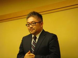藤原英晃先生