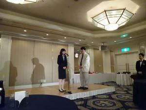 呼吸器・アレルギー研修医セミナー(表彰式)
