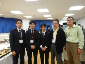 内科レジデントカンファレンス2015 in OKAYAMA (情報交換会6)