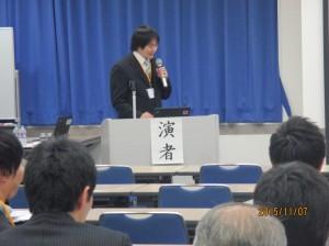 内科レジデントカンファレンス2015 in OKAYAMA (枝廣暁先生発表)