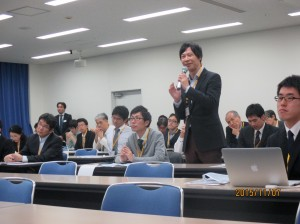 内科レジデントカンファレンス2015 in OKAYAMA (質疑応答)