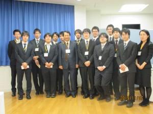 内科レジデントカンファレンス2015 in OKAYAMA (集合写真)