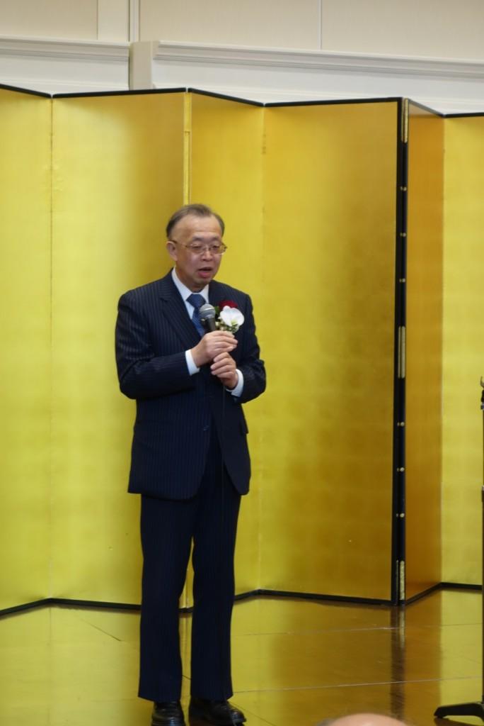 岸本卓巳先生