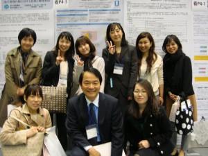日本造血細胞移植学会(谷本光音教授-集合写真)