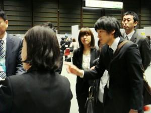 日本内科学会総会(亀井裕子さん発表2)