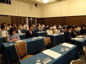 第9回岡山呼吸器・アレルギー研修医セミナー(客席)
