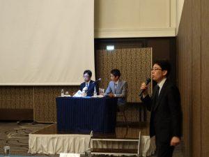 西井和也先生,村上斗司先生,宮原信明先生