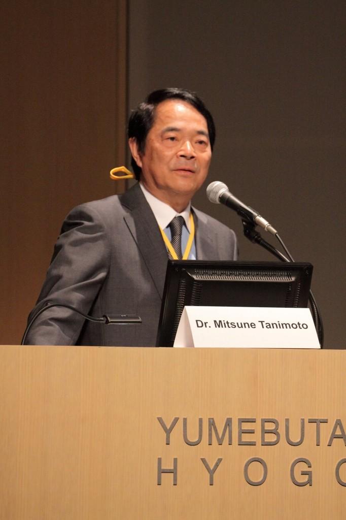 第7回日本血液学会国際シンポジウム(谷本光音会長)