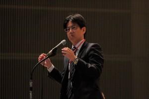 第7回日本血液学会国際シンポジウム(西森久和先生)