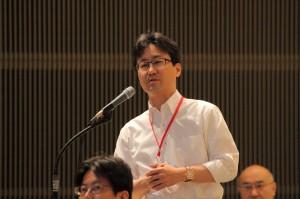 第7回日本血液学会国際シンポジウム(前田嘉信先生)