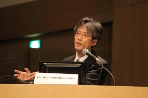 第7回日本血液学会国際シンポジウム(松岡賢市先生)