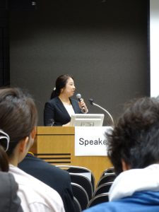 第65回日本アレルギー学会学術大会(藤井詩子先生発表)