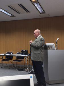 第65回日本アレルギー学会学術大会(Erwin W Gelfand先生)