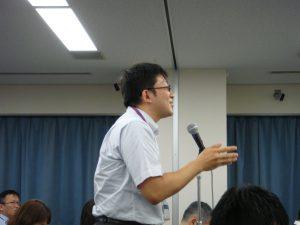 JSMO2016 久保寿夫先生質問
