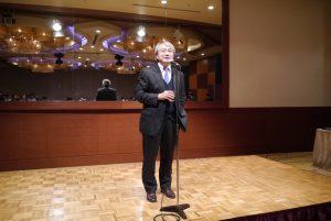 新年会2017(田端雅弘先生)